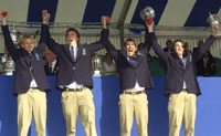 Sydney Rowing Club Win Fawley Cup at Henley Royal Regatta